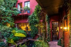 El hotel de Coppola en Buenos Aires