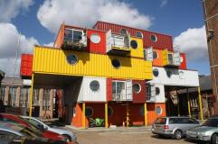 25. Container City (Londres, Reino Unido)