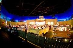 2. Sci-fi Dine-in Theater, Estudios Disney en Hollywood