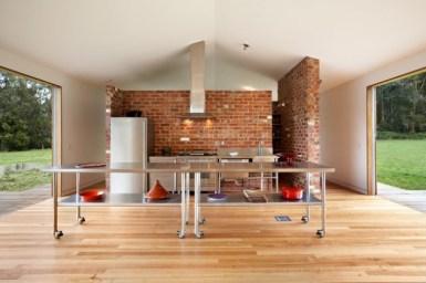 Cocinas con estética industrial