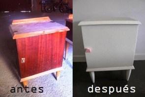 30 antes y después para que tunees tus muebles
