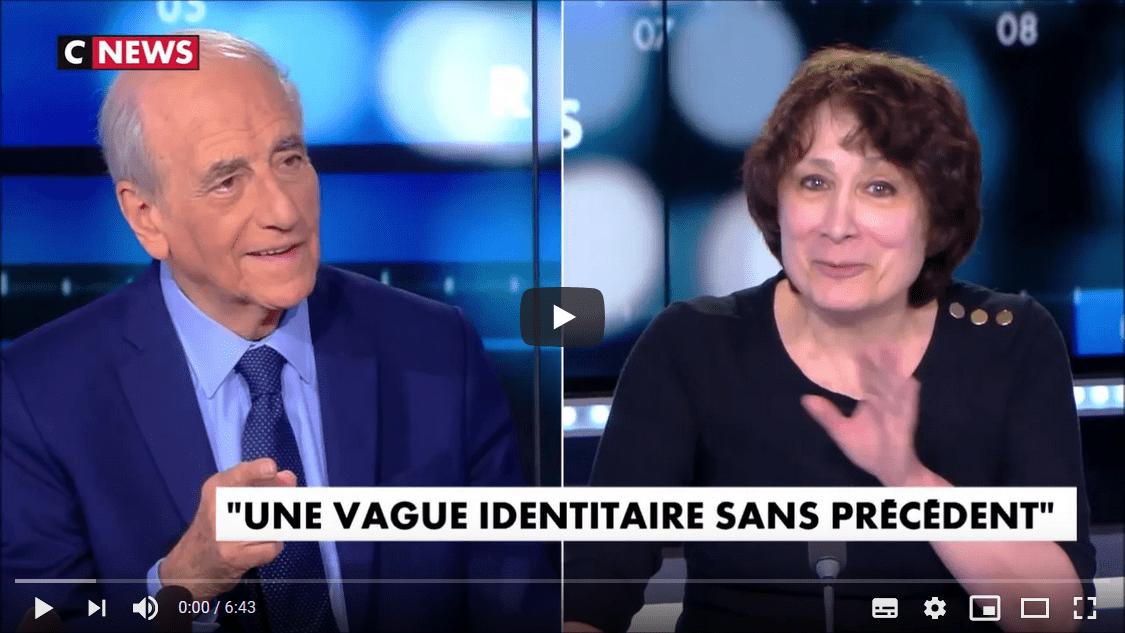Véronique Taquin sur CNews