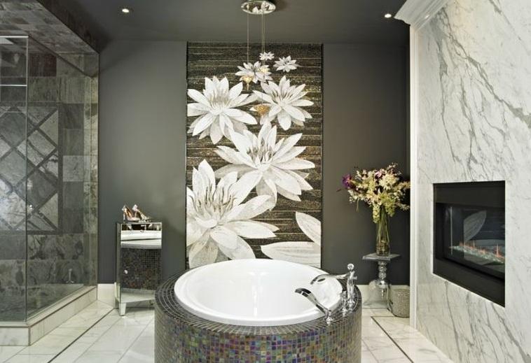 Comic wall art bathroom ideas for modern decor  Decolovernet