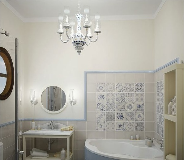 Simple Bathroom Lighting Ideas For Small Bathrooms With Pictures