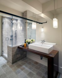 Simple Bathroom Lighting Ideas for Small Bathrooms With ...