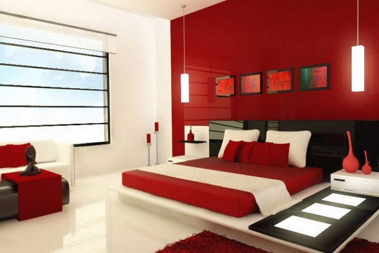 All Black Master Bedroom Color Ideas With White Furniture Decolover Net