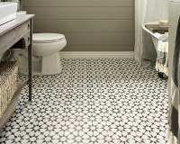 Vintage Bathroom Floor Tile Ideas Before You Start Your ...