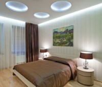 Simple bedroom ceiling lights ideas with fans | Decolover.net