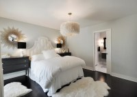 Simple bedroom ceiling lights ideas with fans   Decolover.net