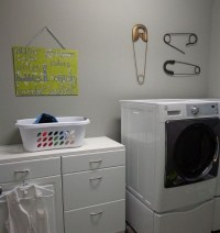 laundry room wall decor - 28 images - laundry room burlap ...