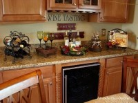 Wine themed kitchen paint ideas - Decolover.net