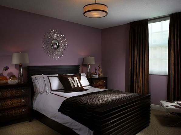 Dark Curtains For Bedroom - Bedroom Style Ideas