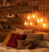 Diy chili hanging light for bedroom   Decolover.net