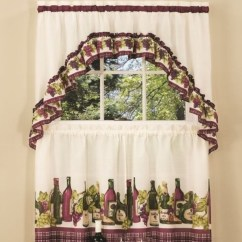 Italian Themed Kitchen Curtains Summer Ideas Wine Design And | Decolover.net