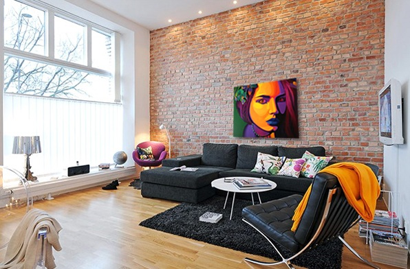 Contemporary wall decorations for living room with metal wall art  Decolovernet
