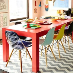 Small Round Kitchen Table And Chairs Design For Space Colorful Dining Room Ideas With Contemporary ...