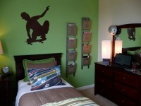 Grey paint colors for boys bedroom with shark theme ...