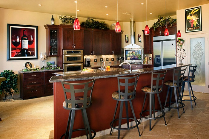 Wine Themed Kitchen Decorating Ideas For Any Kitchen