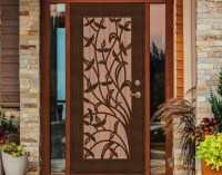 Decorative Security Screen Doors: What to Understand about ...