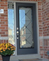 Decorative Glass Door Inserts: The Types and Benefits