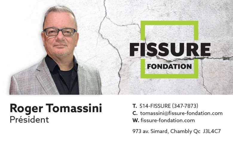 Roger Tomassini Fissure Fondation
