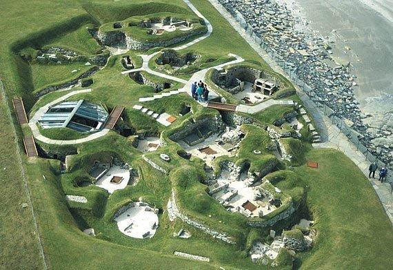 Site archéologique de Skara Brae