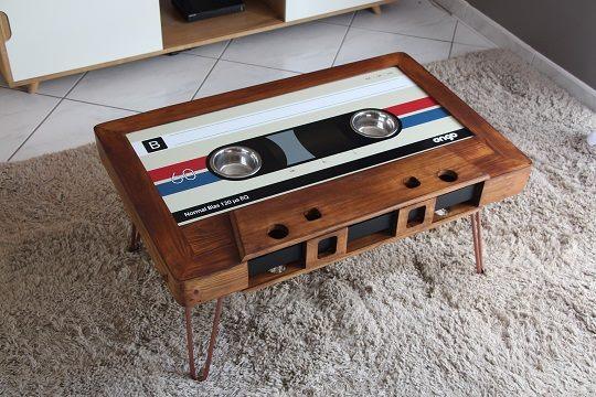 Table cassette Ango de Julien Dejardin