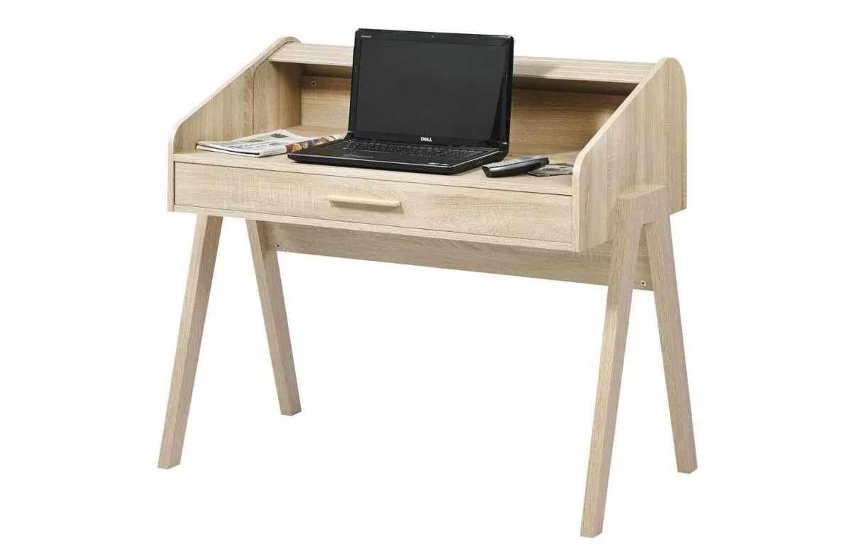 Bureau bois clair bureau bois clair bureau de chambre bois