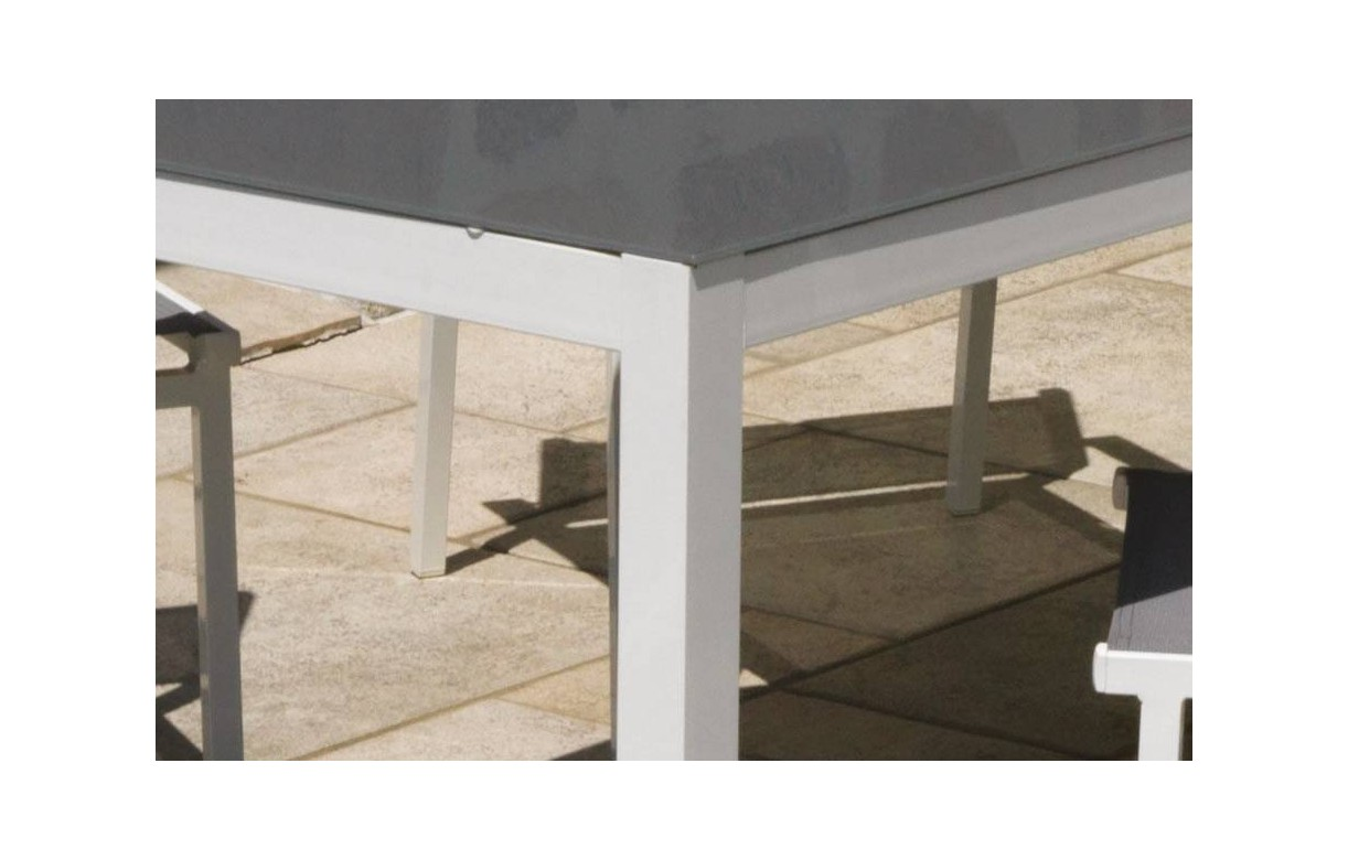 Memphis Table Extensible Pictures Design Stunning Jardin House De ...