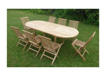 Table Jardin Ovale Rallonge | Stunning Amazing Cheap With Table ...