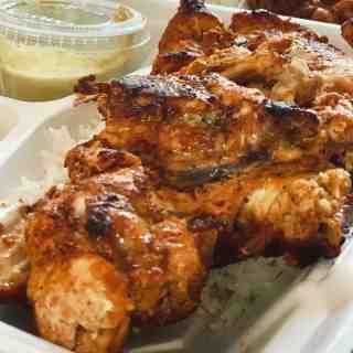 receta de pollada