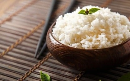 arroz blanco preparacion
