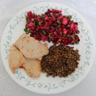 ensalada recetas