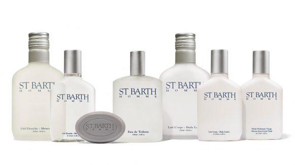 Saint-Barth  Cosmetics pour hommes
