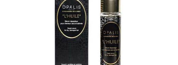 L'Huile, SOS pour cheveux secs «Opalis»