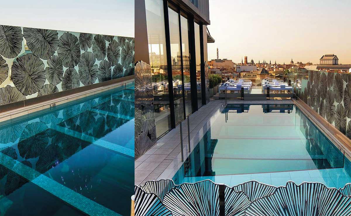 Un nouveau rooftop et bar à Madrid