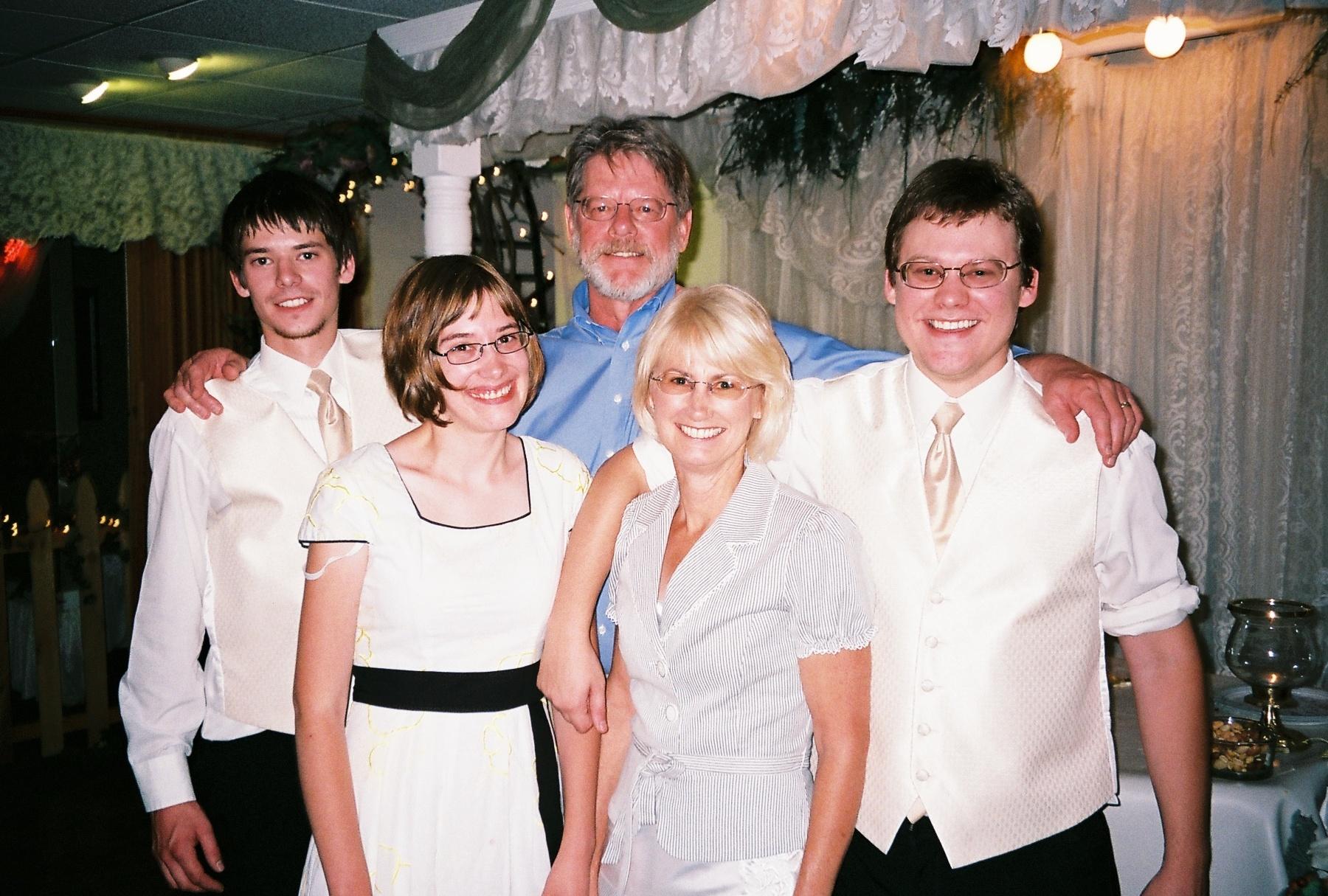 Caraher's At Wedding