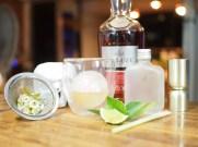 Milk Punch Cocktail, with DeLuze Cognac 1