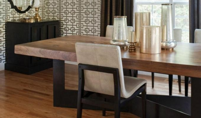 Brilliant 30+ Modern Dining Tables Design Inspiration Of