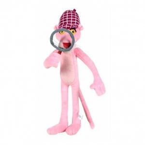 peluche la pantera rosa detective  30 cm  deconexo