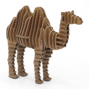 camello de cartn para construir eco camel  deconexo