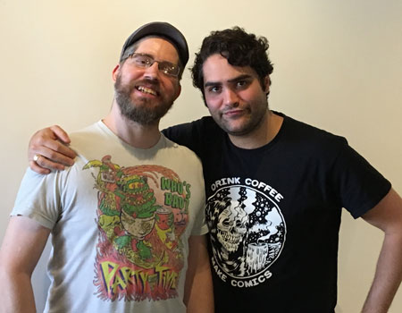 John Bivens and Eliot Rahal