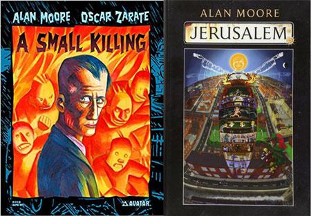 Deconstructing Comics #622: 'A Small Killing' And Also 'Jerusalem