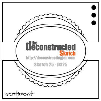 Deconstructed Sketch No. 25