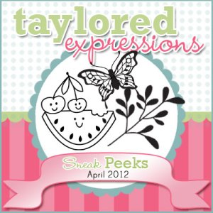 Taylored Expressions April Release
