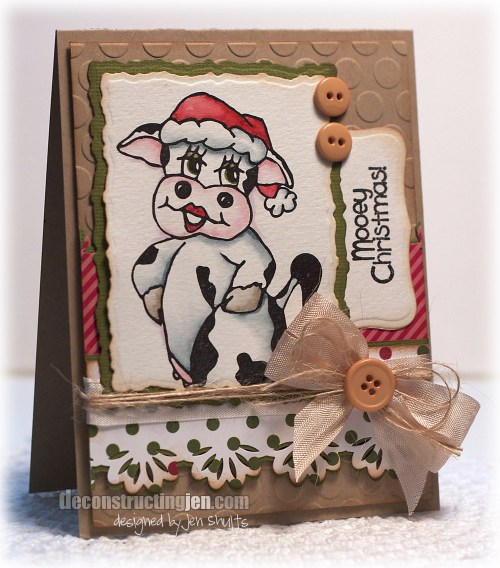 DS59 Mooey Christmas by Jen Shults