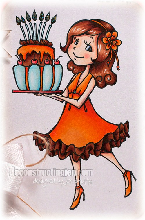 Birthday Cake Emily | Deconstructing Jen