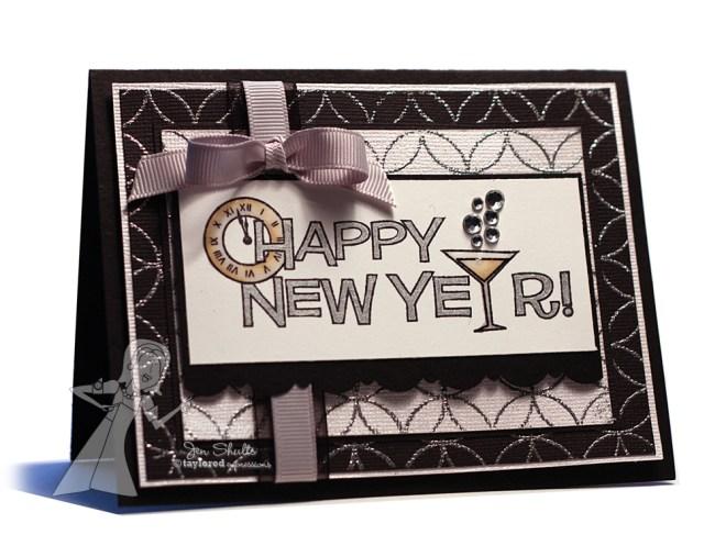 Happy New Year by Jen Shults
