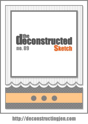 Deconstructed Sketch No 89 Deconstructing Jen