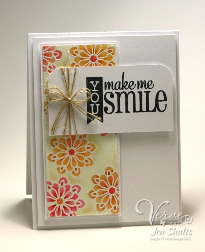 You Make Me Smile by Jen Shults